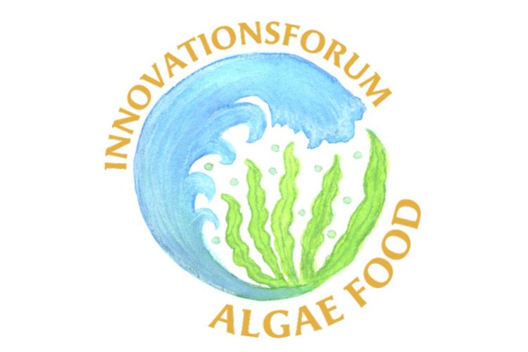 Innnovationsforums AlgaeFood Logo